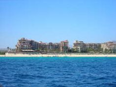 View from the sea. For more information on hotels & resorts, go to http://www.cabosanlucas.net/accommodations/index.php #loscabos #cabo #cabosanlucas #baja #hotels #ai #resorts #mexico #bcs