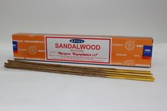 Nag Champa Sandelwood, €2.50