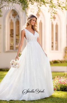 Discover the gorgeous designer gown that is meant to be yours at a price that fits your budget.