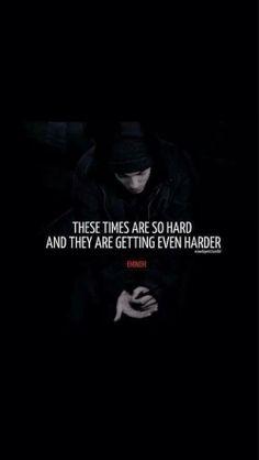 "Eminem quote - ""Lose Yourself"""