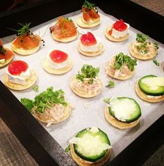 Monchos catering Aperitif2 by Monchos Barcelona, via Flickr