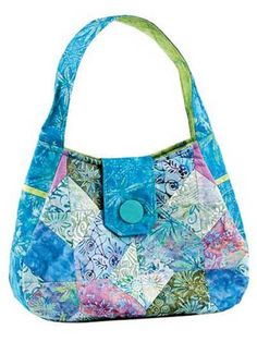 Newport Bag Sewing Pattern