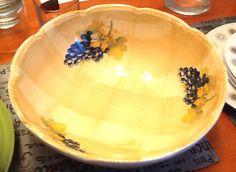 Ceramica Due Torri Italy Garantito Per Alimenti by BuyfromGroovy