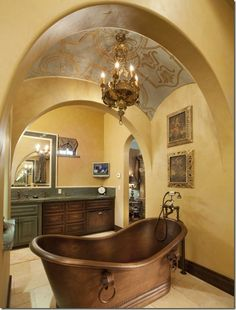 Old World, Gothic, and Victorian Interior Design: Old World interior design