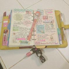June Filofax Inspiration | Me! MaDonna!