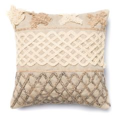 Loloi P0233 Decorative Pillow | from hayneedle.com