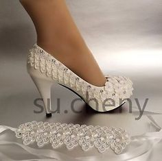 If you want to find very comfortable wedding shoes you have two top choices, one is to wear cowgirl wedding boots (as many of our readers choose). However, cowgirl boots aren't for everyone, even i… Valentino Wedding Shoes, Wedding Shoes Bride, Wedding Boots, Bride Shoes, Boho Wedding, Cowgirl Boots, How To Make Shoes, Top Shoes, Beautiful Shoes