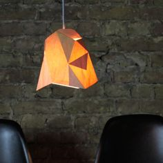 KINK WOOD by Lalupo made in Germanyop CROWDYHOUSE #lamp #lighting