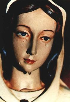 Mary, Mother of God. Our Lady of Sorrows.
