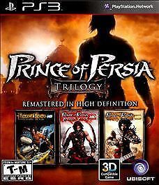 Prince of Persia Trilogy  HD (Sony PlayStation 3, 2011)