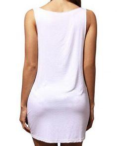823f537eb4ee9 Sunshine tank dress letter surf gypsy long style for women