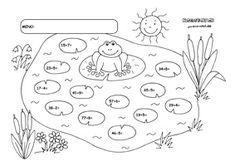 Matematika pre druhákov - nové pracovné listy - Aktivity pre deti, pracovné listy, online testy a iné Snoopy, Fictional Characters, Fantasy Characters