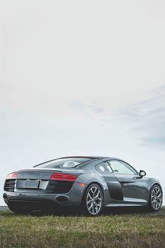 Audi R8 dream car.