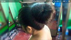 Bun Hairstyles For Long Hair, Indian Hairstyles, Long Indian Hair, Big Bun, Hair Buns, Beautiful Long Hair, Indian Girls, Rapunzel, Desi