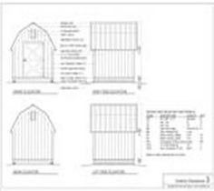 16x24 Shed Plans - Buy Our Large Shed Plans Today - iCreatables