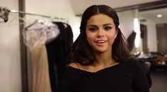 Selena Gomez Is In Tears In Revealing Backstage Video