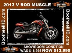 This one will be gone quick come into Bootheel Harley-Davidson or call Used Harley Davidson, V Rod, Motorcycle, Motorcycles, Motorbikes, Choppers