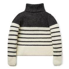 Shop now: Chunky Stripe Sweater. #seedheritage #seedteen