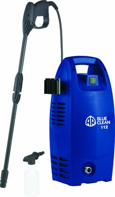AR Blue Clean AR112 1,600 PSI 1.58 GPM Electric Hand Carry Pressure Washer