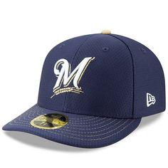 half off bc0f1 ee092 New Era, Milwaukee Brewers, Caps Hats, Fitted Caps, Snapback, Mlb, Baseball  Hats, Riding Helmets, Profile