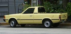 classic hyundai pony pickup