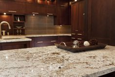 Perfection is our Goal !  Rishab Marble & Granite Established in Montreal since 2004, Rishab Marble & Granite manufactures and installs kitchens, vanities countertops in Granite, Quartz and Marble. We are also specialized in outdoor and indoor steps. We