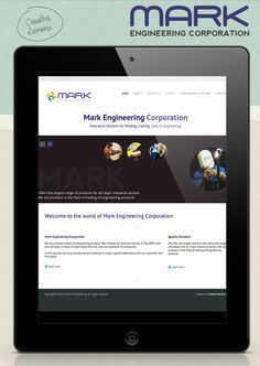 Mark Group's Website