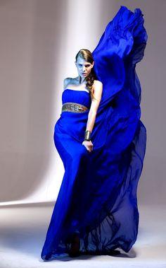 Goddess - Tamara Al Gabbani Fashion Brand