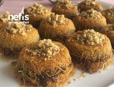 Turkish Recipes, Ethnic Recipes, Onion Rings, Sweet Recipes, Waffles, Muffins, Recipies, Tart, Menu