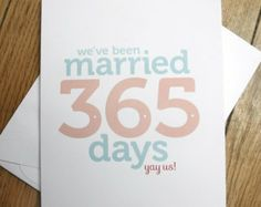 Personalised 1st wedding anniversary print wedding anniversary