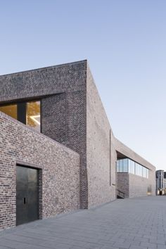 Andreas Heller's brick facade makes a confident statement at the Hansemuseum