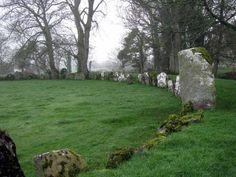 Lough Gur Stone Circle, Ireland