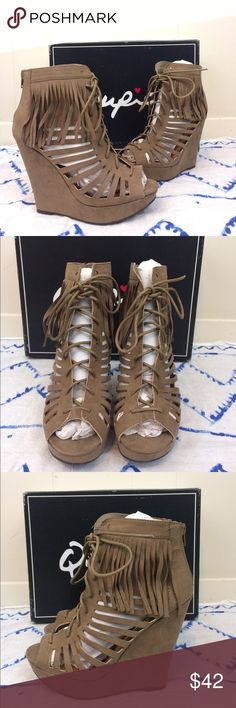 """✨SALE!✨NWT❣️ Qupid 