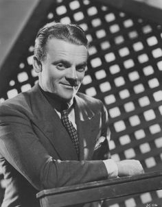 American actor James Cagney 1933