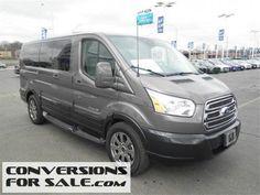 2015 Ford Transit 150 Explorer Conversion Van