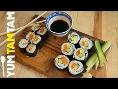 Sushi selber machen: einfach & lecker