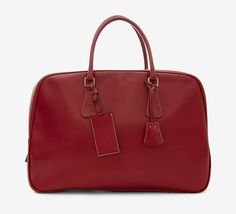Red Tote / by Prada
