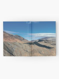 Seeing this hardcover journal you will dream of your next travel or just to have your head up in the clouds. Other Accessories, Travel Mug, Dreaming Of You, Clouds, Sky, Journal, Mountains, Mugs, Heaven