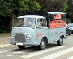 1965 Ford Taunus transit pick-up