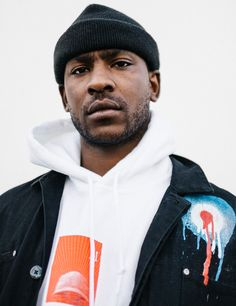 Skepta by Vicky Grout