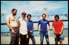 We wish Bear vs. Shark would get back together!!  http://beardedgentlemenmusic.com/2012/11/17/adopt-this-album-the-incendiary-mad-men-bear-vs-shark-terrorhawk/