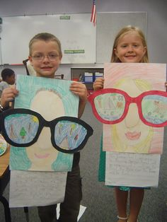 Mrs. T's First Grade Class: End of the Year Projects