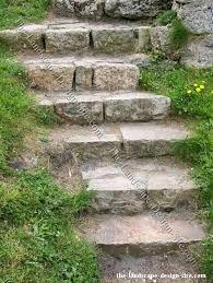 garden steps stone - Google Search
