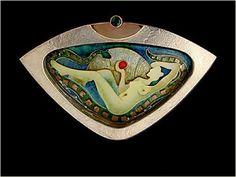 Lillian Jones - Enamel Jewelry