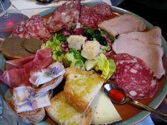Antipasto classico cucina toscana photo by mikeandannai-flickr
