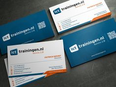 Create a winning business card for rdu paving inc by im armand create a new business card for the innovative online educator icttrainingen by yanzkiiie colourmoves Images