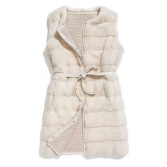 lech - mink & baby cashmere
