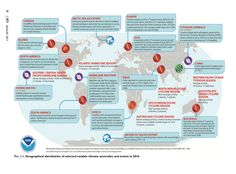 Extreme weather events and climate change - UN Dispatch (review of report on 2016 extreme weather events)