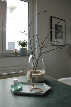 Weihnachtsdekoration... Echt! Sehr dezent, aber Weihnachtsdeko! Auf www.ausstattungundso.de