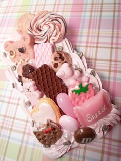 Sweets decoden phone case